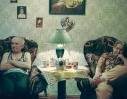 Avis i àvies. Fotografia de Anton Lepashov