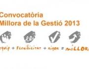 Convocatòria de Millora de la Gestió 2013 de la Fundació Pere Tarrés