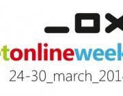 Logotip de la Get Online Week 2014