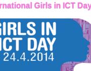 Crida per celebrar el Girls in ICT Day!