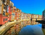 Imatge de la ciutat de Girona