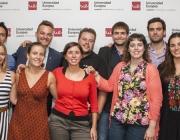 Els guanyadors dels VI Premis Joves Emprenedors Socials