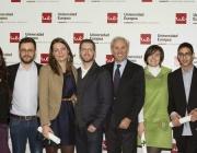 Guanyadors/ores dels V Premis Joves Emprenedors Socials