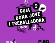 Guia Dona Jove i Treballadora.  Font: CJB