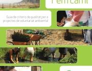 Guia Fem Camí de la Xarxa de Voluntariat Ambiental de Catalunya (imatge: xvac.cat)