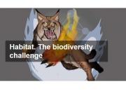 """El joc d'educació ambiental """"El repte de l'hàbitat"""" busca suport a Verkami (imatge: Biodiversity challenge)"""