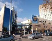 La Coordinadora d'Associacions de Veïns i Entitats de Nou Barris s'oposa l'ampliació d'Heron City. Imatge FAVB