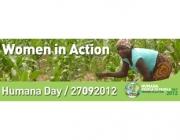 Imatge promocional Humana Day 2012. Font: Humana People to People