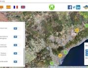 El rastrejador permet localitzar al mapa deteccions d'espècies invasores (imatge:iastracker)