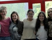 Estudiants i personal tècnic i docent del projecte