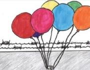 Il·lustració de l'esdeveniment. Font: Lliga dels Drets dels Pobles