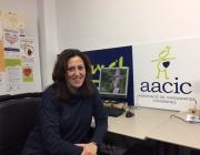 Entrevista a Rosana Moyano, psicòloga i coordinadora de voluntariat d'AACIC