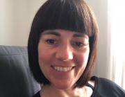 Clara Franch Fosch, presidenta de l'Associació de voluntaris del Parc Natural del Delta de l