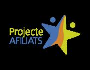 Logotip de l'associació Projecte Afiliats. Font: Projecte Afiliats