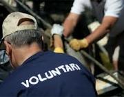 Persona voluntaria. Font: Bloc de la nació