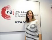 Marina Rahola, Assessora de Finançament Associatiu i d'Activitats Internacionals del CRAJ