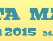 Imatge il·lustratiu capçalera cartell Festa Major La Clota 2015