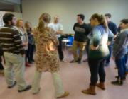 Classe del postgrau de Cultura de la Pau de la UAB (imatge: UAB)