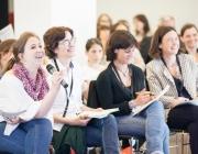 Technovation compta amb persones voluntàries que fan de mentores i de jurat
