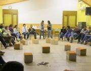 Formació de l'Escola de Formació de MEG / Foto: Minyons Escoltes i Guies de Catalunya