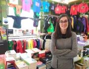 Irene Jaume, sòcia de la Ciutat Invisible / Font: Minyons Escoltes i Guies de Catalunya