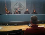 L'Ajuntament de Barcelona anuncia la mesura proposada pel Consell Municipal d'Immigració. Font: Càritas