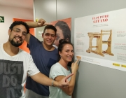 El Miguel, el Jordi i la Patrícia, de la Fundació Secretariado Gitano, ens parlen de la campanya
