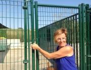 Elena Manso, presidenta de l'Associació Protectora d'Animals de Granollers