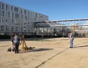 Primeres feines als terrenys on creixerà l'hort social de la URV
