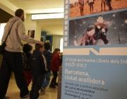 Les sessions es fan als Cinemes Girona / Foto: Cicle de Cinema i Drets dels Infants