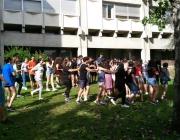 Activitat de benvinguda al Campus Ítaca 2017