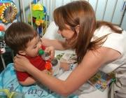 Infància hospitalitzada.Font: Ministerio Secretaria General de Gobierno(flickr)