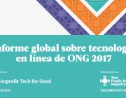 Publicat l'Informe Global sobre l'ús de la Noves Tecnologies per part de les ONG 2017
