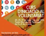 Curs d'Iniciació al Voluntariat Palafrugell