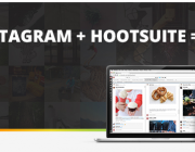 Hootsuite ja pot programar publicacions a Instagram
