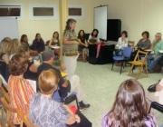 La primera sessió d'intercanvi d'experiències de la FCVS