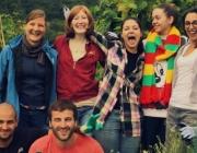 Intercanvi de joves. Foto de la Fundació Catalunya Voluntària