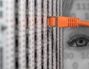 Un servidor amb un ull mirant-lo