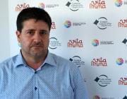 Ivan Pera, director de la Fundació Carta de la Pau dirigida a la ONU.  Font: Fundació Carta de la Pau dirigida a la ONU