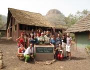 Un estiu amb l'equip de Jane Goodall, ximpanzés i més, a la selva africana