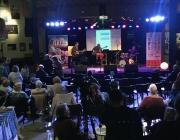 Presentació del MenJazz a la Nova Jazz Cava de Terrassa.