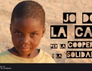 """Campanya """"Jo dono la cara per la cooperació i la solidaritat"""""""