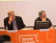 Imatge de la Jornada Anual de l'Acord Ciutadà. Font: Acord Ciutadà