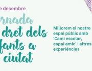 Jornada: El dret dels infants a la ciutat
