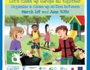 Let's clean up es celebra del 12 al 14 de maig a tot Europa (imatge: ewwr.eu)