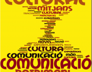 Cartell de la 8a edició de la Taula de Comunicació