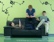 Joves i TIC. Font: Clemens Löcker (Flickr)