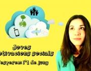 """Cartell de la jornada """"Joves i motivacions socials""""."""