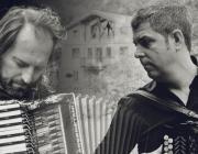 Kepa Junkera i Chango Spasiuk actuaran a Fira Mediterrània 2016.