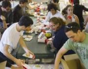 El Banc dels Aliments de Barcelona va atendre 152.489 persones al mes durant l'any 2014